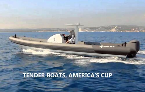 Tender Americas Cup